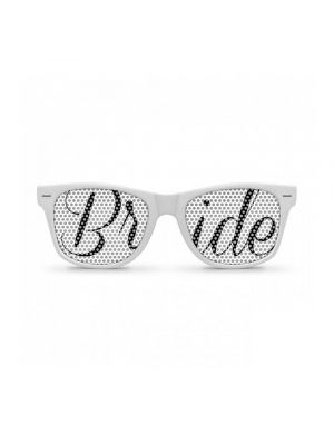 Bride Wayfarer Sunglasses