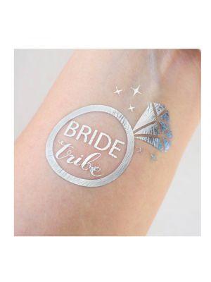 silver bride tribe tattoo