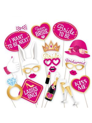 Hens Night Party Photo Props