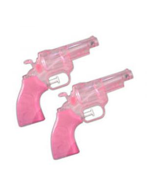 Pink Hens Night Water Pistols
