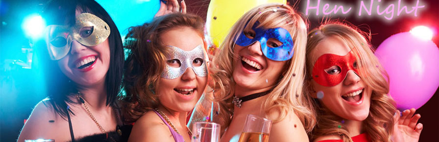 Plan the Perfect Hens Night Party