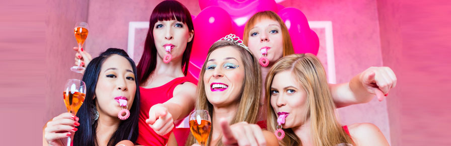 party out of the box: 3 more unusual hens party ideas!