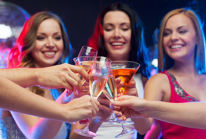 Perfect Hen Night  for Your Friend