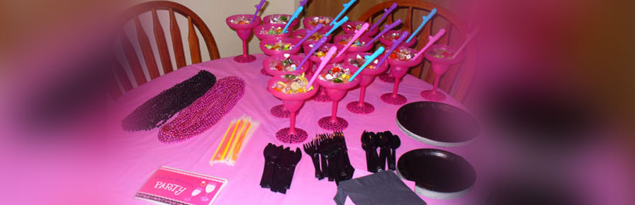 Right Bachelorette Party Supplies